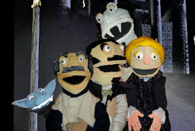 'Pesadilla en Cuento Street' en Teatro La Usina (Madrid)