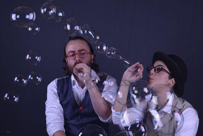 'Burbuja' en Teatro Prosperidad (Madrid)