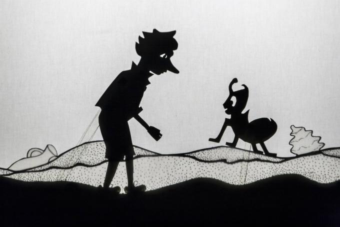 'L'ombra de Pinotxo' en La Puntual (Barcelona)