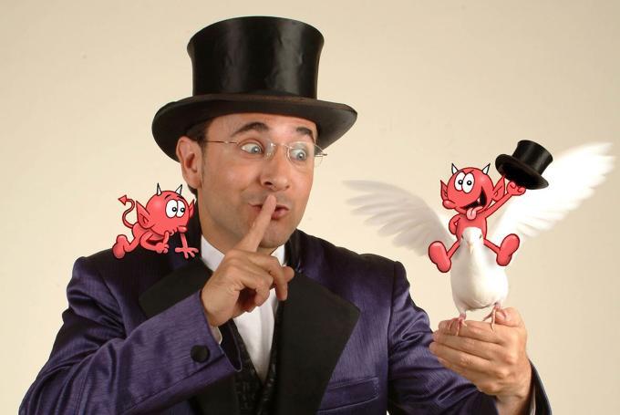 Festival de magia Toledo ilusión 2017 en Teatro de Rojas (Toledo)