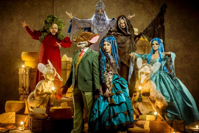 Musical 'Geronimo Stilton: Gran Retorn a Fantasia' en Teatro Municipal de Girona (Girona)