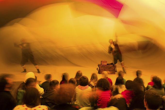 'Tripula' en Teatro Municipal de Girona (Girona)
