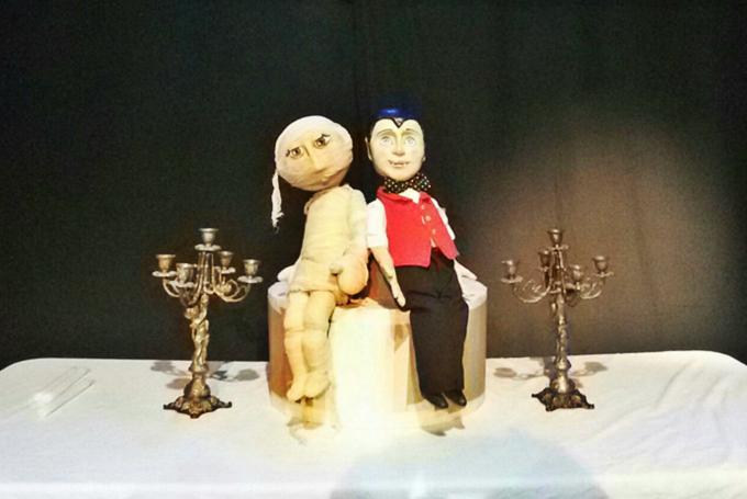 'El cumpleaños de Draculín' en El Teatret (Valencia)