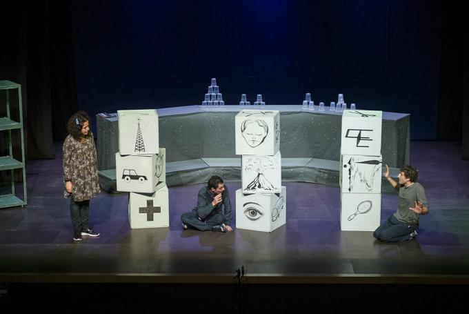 'Cubs' en Teatro L'Horta (Valencia)