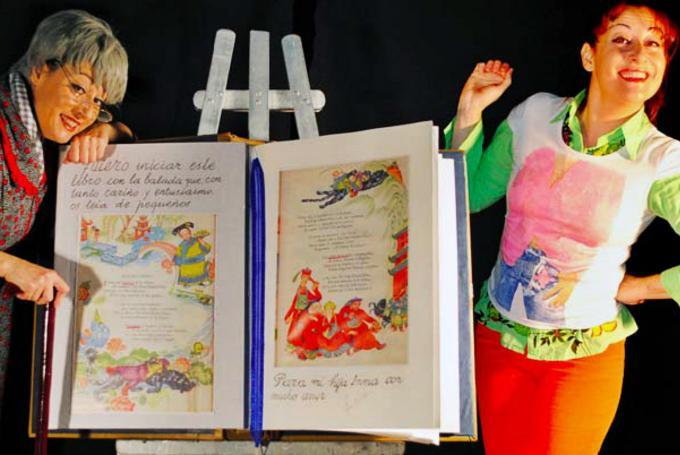 'Los cuentos de la abuela' en Teatro Bernal (Murcia)