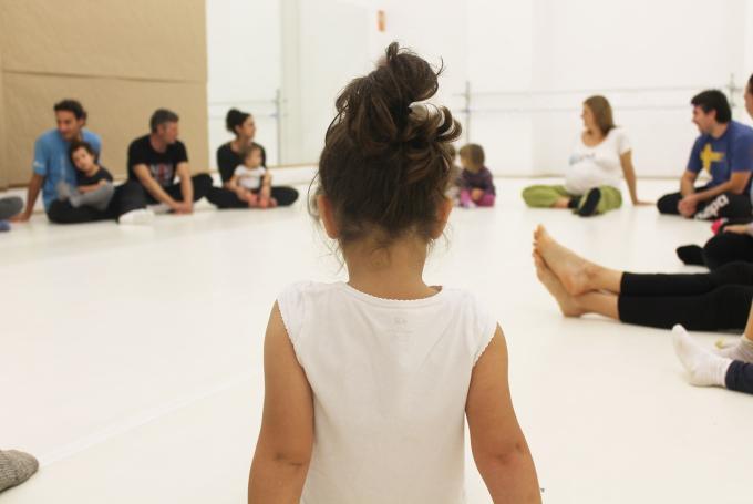 Taller familiar 'Danza en manada' en Instituto Valenciano de Arte Moderno - IVAM (Valencia)