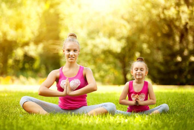 'Yoga para niños en el Botànic!' en Jardín Botánico de Valencia (Valencia)