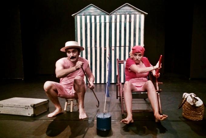 'Los bañistas' en Teatro Zircó (Valencia)