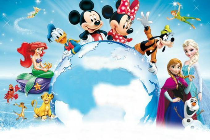 'Disney on Ice: Un mundo mágico' en Palau Sant Jordi (Barcelona)