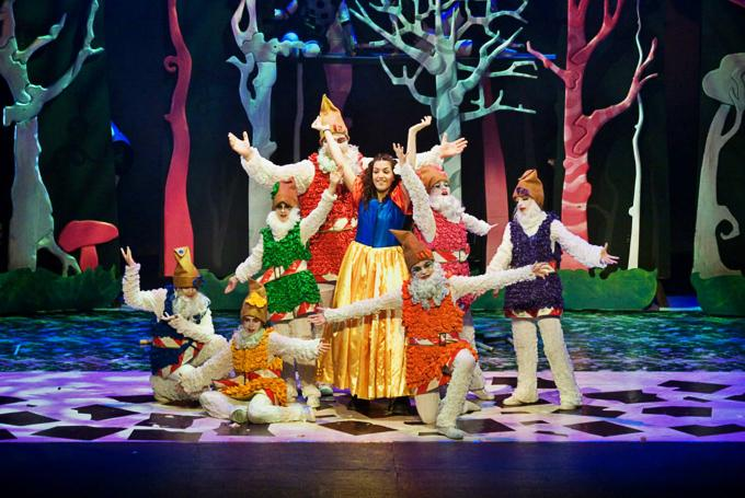 'El guardián de los cuentos' en Teatro Arriaga (Bilbao)