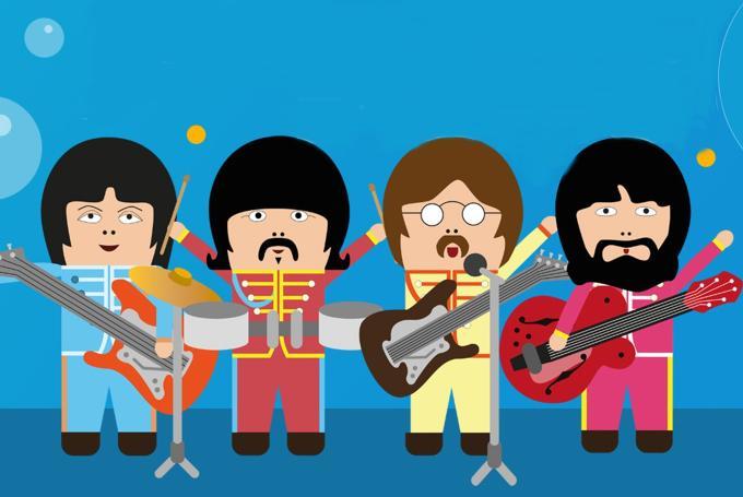'Beatles for kids' en Sala Apolo (Barcelona)