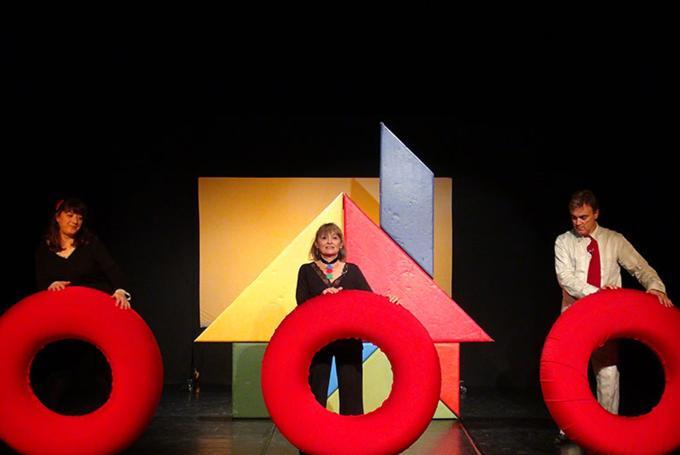 'Musicantes', teatro para bebés en Teatro Tyl Tyl (Madrid)