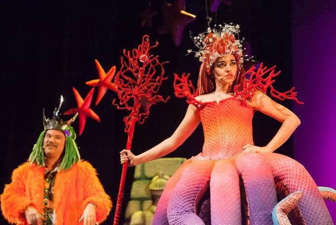 Musical 'La Sirenita, una aventura ecológica' en Teatro Auditorio de Catarroja (Catarroja)