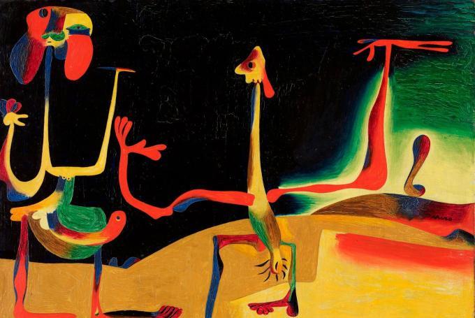 'ABC Miró' en Fundación Joan Miró (Barcelona)