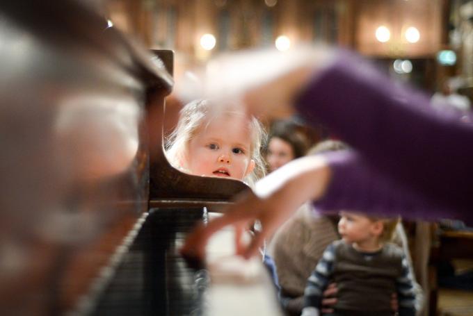 Concierto para bebés en L' Auditori de Barcelona (Barcelona)