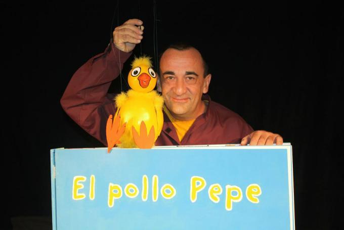 'El Pollo Pepe' en Teatro Gurdulú (  Leganés)