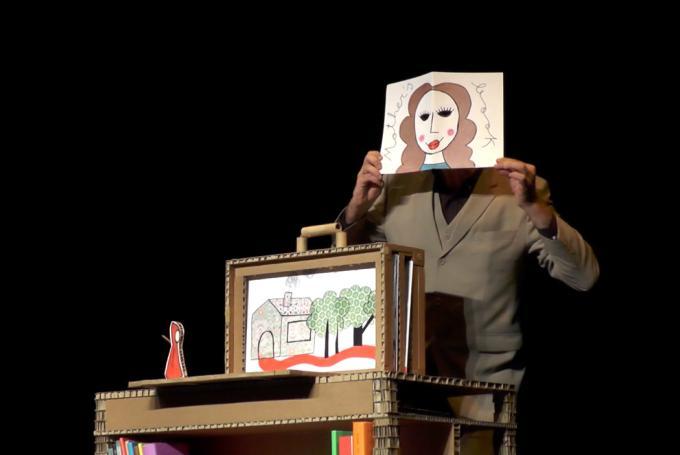 'Little Red Riding Hood' en Sala Gonzalo de Berceo (Logroño)
