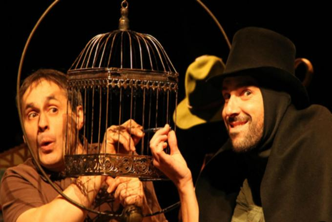 Hansel y Gretel  en Teatro del Andamio (A Coruña)