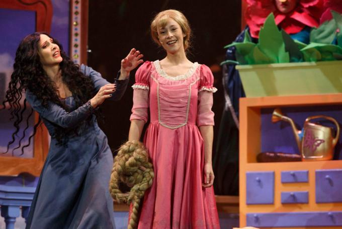 ''Rapunzel, el musical' en Teatre Flumen (Mislata)