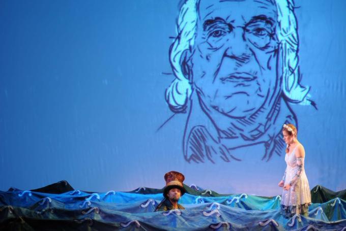 'Alberti, un mar de versos' en Teatro Góngora (Córdoba)