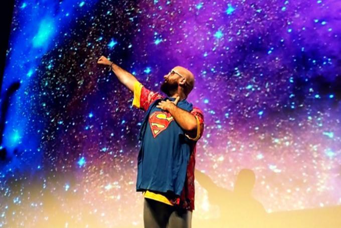 El Turista de las Galaxias en Sala Carolina (Valencia)