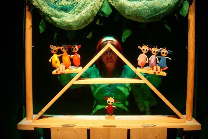 'Los siete cabritillos' en Teatro Circo Murcia (Murcia)