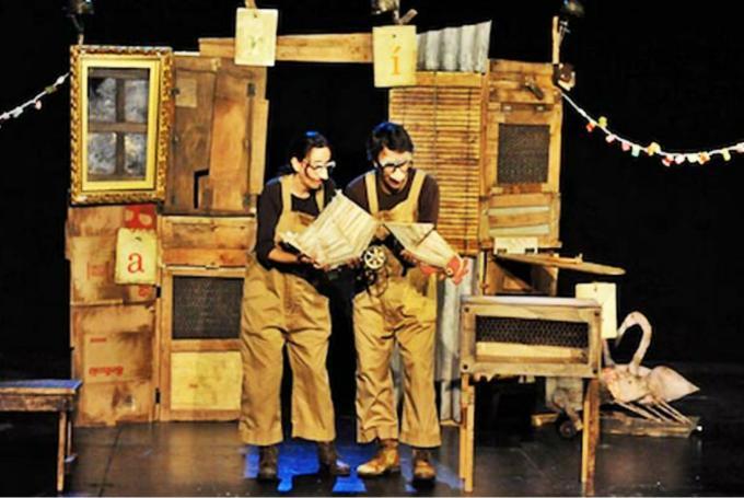 'La gallina de los huevos de oro' en Teatro Circo Murcia (Murcia)