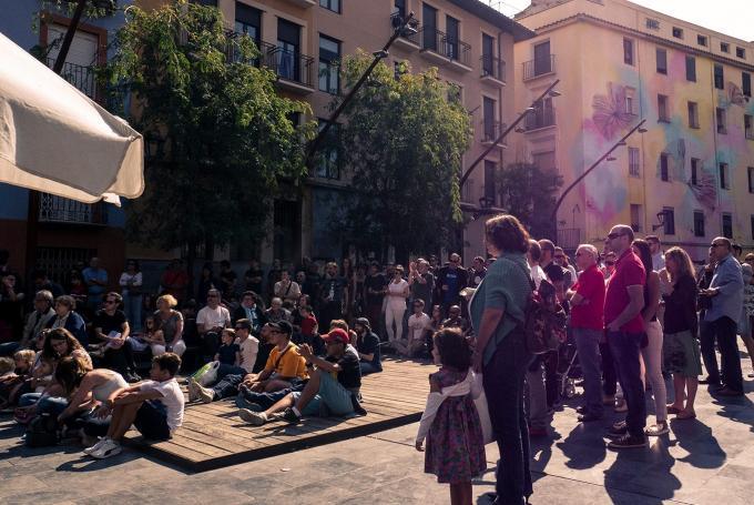 Fiesta 'Churumbeles' en Las Armas (Zaragoza)