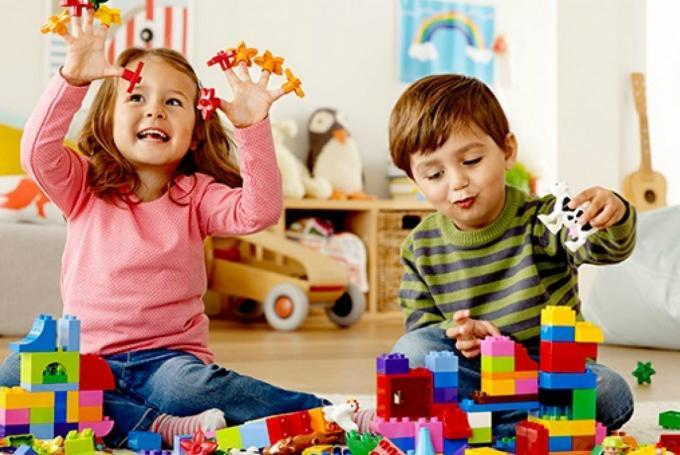 Taller 'Robótica infantil Lego' en La Térmica (Málaga)