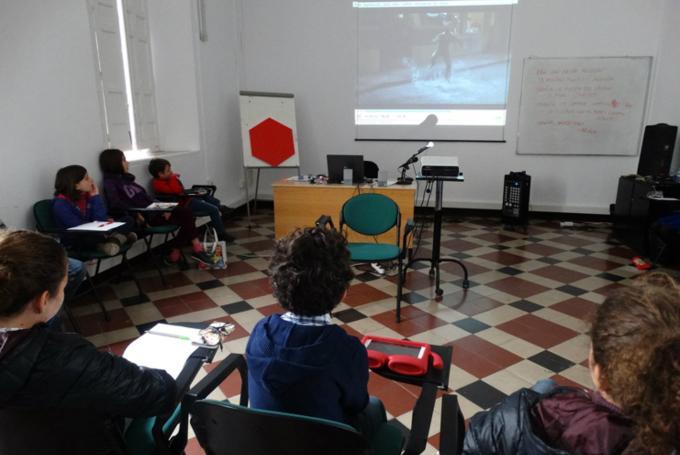 'Campamento infantil de cine: Semana Blanca' en La Térmica (Málaga)