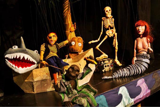 'El Tresor del Pirata' en Sala Fènix (Barcelona)