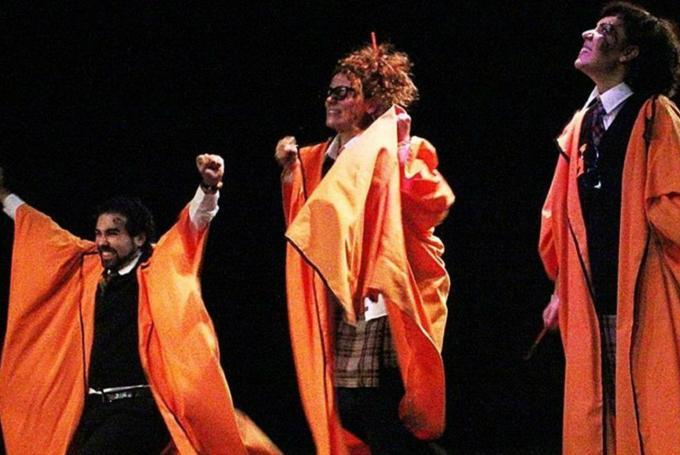 'La fantástica leyenda de Calamburia' en Teatro Quevedo (Madrid)