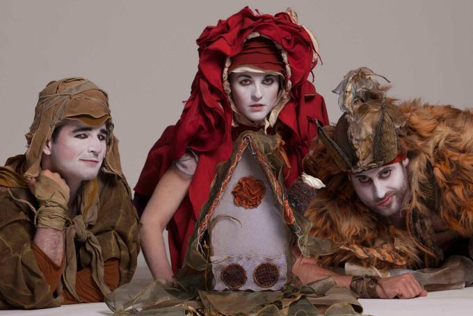 'La Caperucita Roja' en Teatro Quevedo (Madrid)
