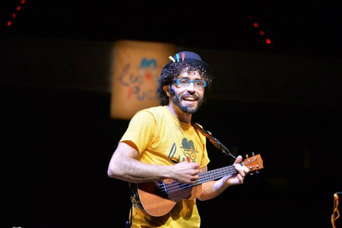 Luigi Puck en Teatro del barrio (Madrid)