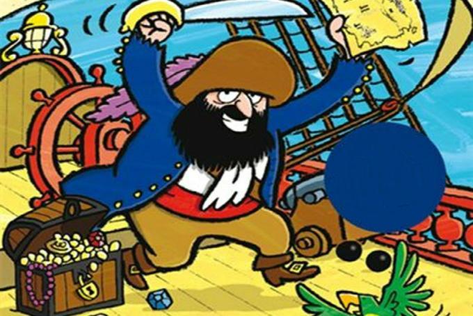 'Cuentacuentos en inglés: Pirate Adventures' en Librería Baobab Los Remedios (Sevilla)