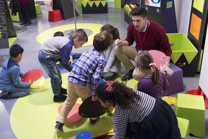 Exposición-taller 'Vaya Circo!' en Centre Pompidou Málaga (Málaga)
