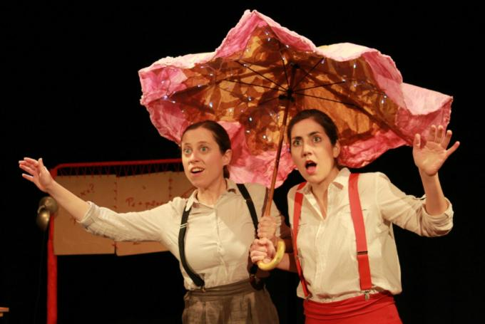 'Deambulantes' en Teatros Luchana (Madrid)