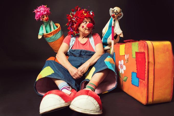 Espectáculo clown 'Derretimos' en La Tía Norica (Cádiz)