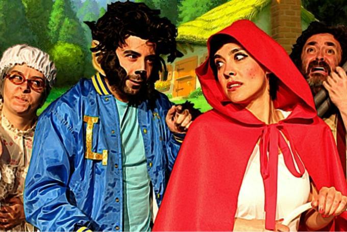 'Caperucita Roja y el lobo' en Estudio 2, Manuel Galiana (Madrid)