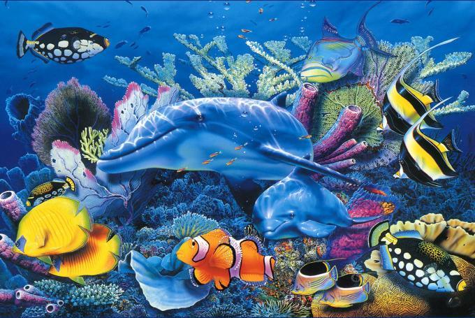 'De qué se visten los animales del mar' en Acuario de Sevilla (Sevilla)