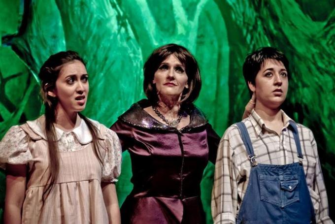 'Hansel y Gretel' en Teatre Apolo (Barcelona)