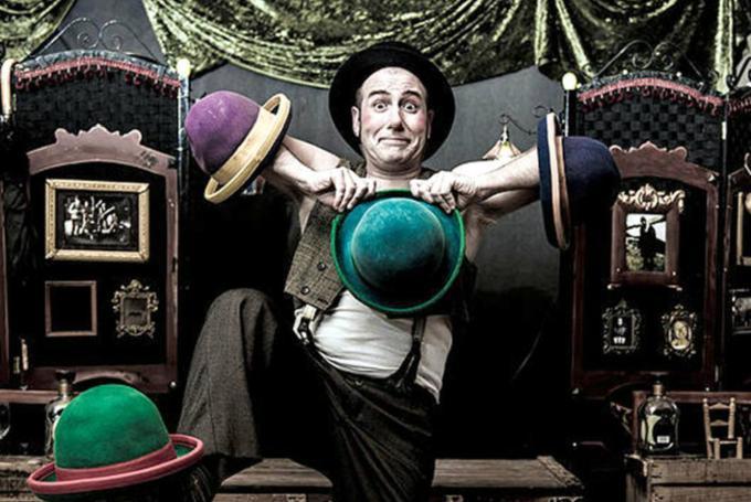 'Comediante' en Teatro San Francisco (León)