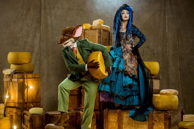 'Geronimo Stilton. Gran retorn a Fantasia' en Teatre Tarragona (Tarragona)