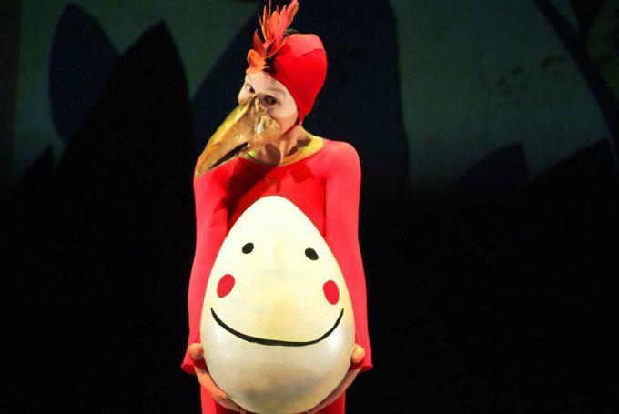 'El Pájaro Prodigioso' en Gran Teatro Falla (Cádiz)