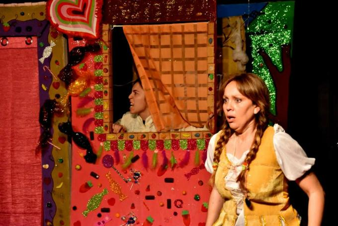 'Hansel y Gretel' en Teatro Lagrada (Madrid)