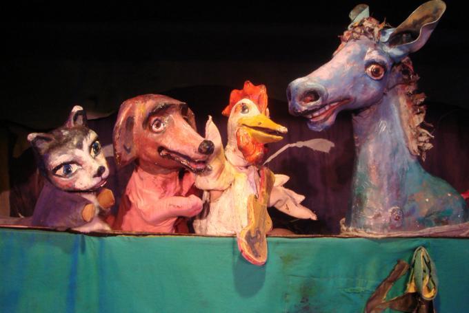 'Los músicos de Bremen' en Sala Petxina (Valencia)