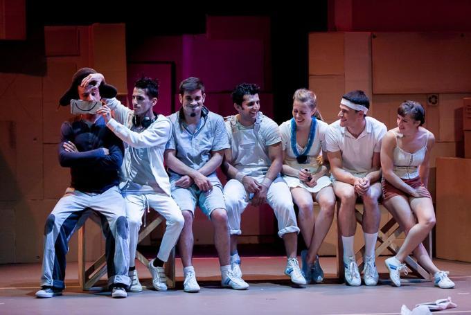 'Ludo Circus Show' en Teatro Alameda (Sevilla) (Sevilla)
