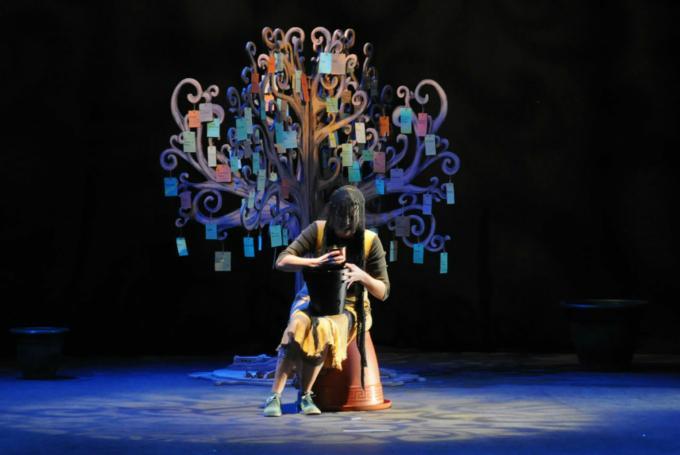 El árbol de mi vida en Teatro Alhambra (Granada)