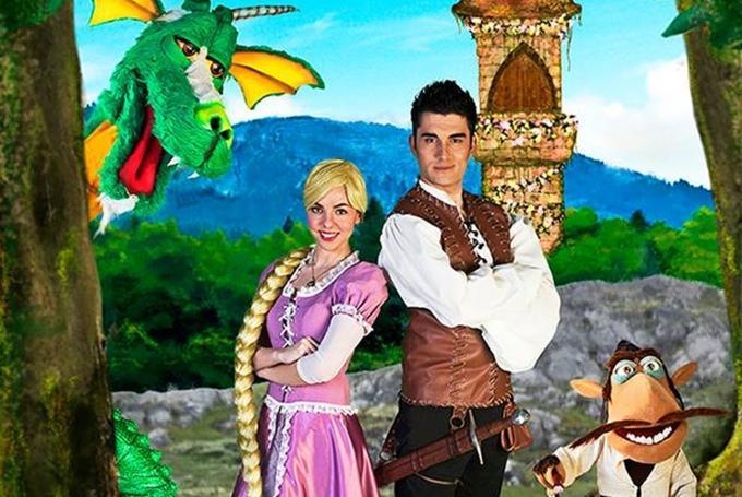 'Rapunzel, el musical' en Palacio de Congresos de Badajoz (Badajoz)