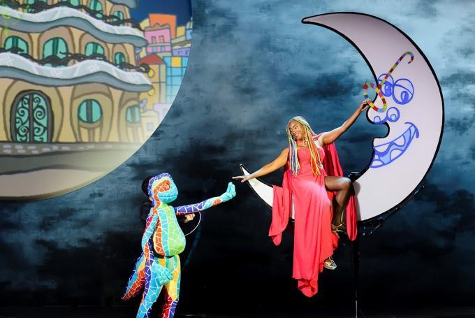 'Una bruixa a Barcelona' en Teatre Victoria (Barcelona)